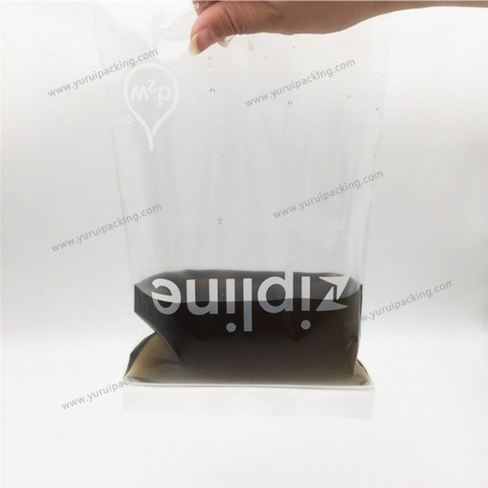Waterproof Degradable Ziplock Bag