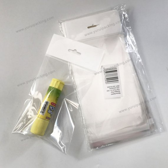 PP Adhesive Bag with DOPP