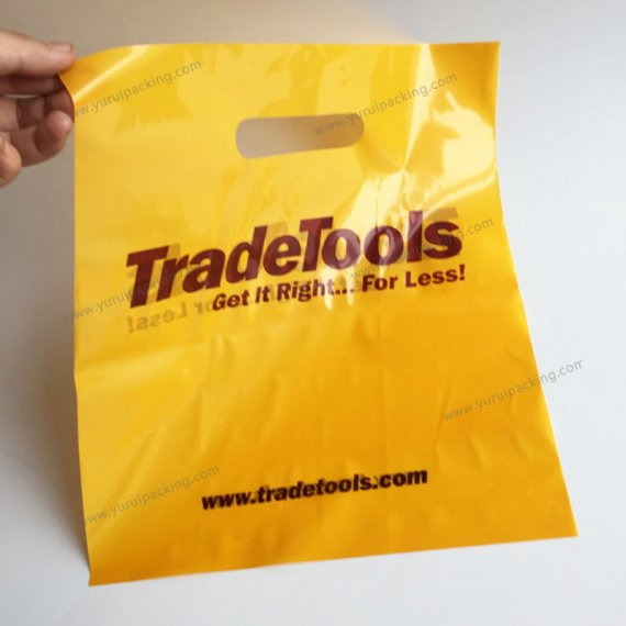 Die-cut Carrying Shopping Bag